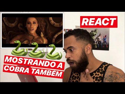 Anitta - Veneno    REACT  REAÇÃO