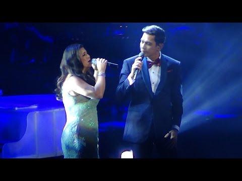 REGINE VELASQUEZ & GARY VALENCIANO - More Than Wonderful (ULTIMATE Concert!)