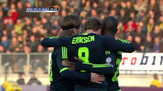 TOP 10 | De tien mooiste Eredivisie-goals van Eriksen
