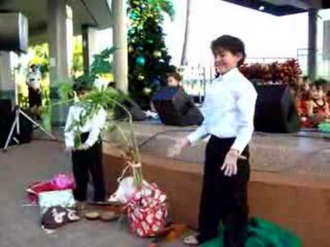 12 Days of Christmas, Hawaiian Style