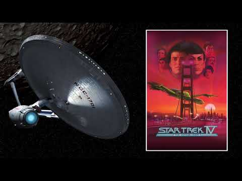 Star Trek IV: The Voyage Home Ultimate Soundtrack Suite By Leonard Rosenman