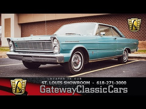 #7947 1965 Ford Galaxie 500 LTD Gateway Classic Cars St. Louis