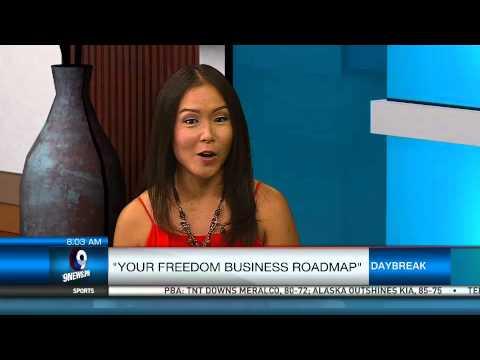 Solar News Daybreak Interview (Philippines): Freedom Business Roadmap