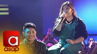 "ASAP: Darren and Elha sing ""Take Me Out of the Dark"""