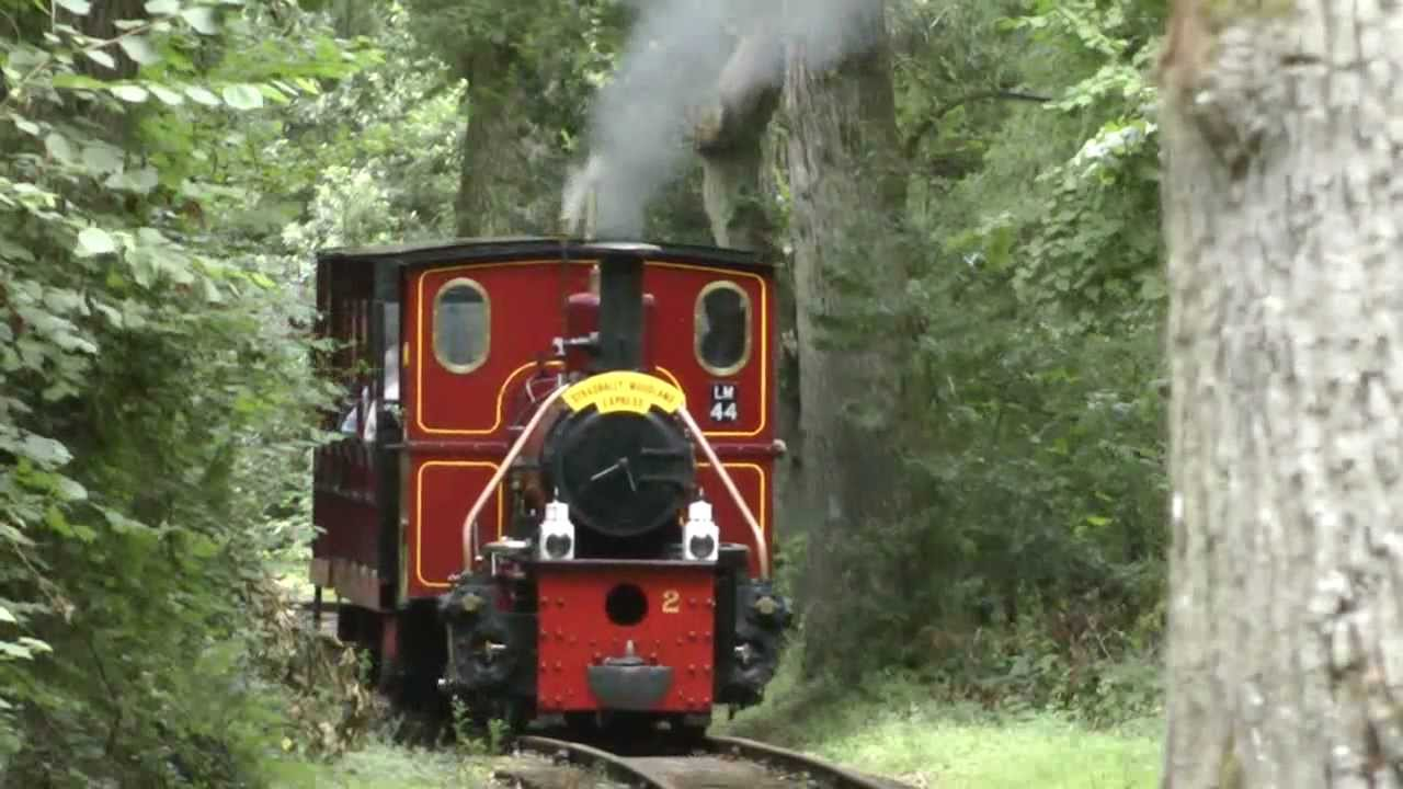 All Aboard! Steam Trains and Fun Train Rides in Ireland