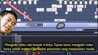 Cara Membuat Video Berjalan mundur,effect transisi, Sound Effect di Sony Vegas Pro 11