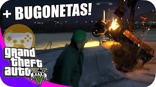 SHOLO GAMER23 Y EPSILONGAMEX EN GTA V ONLINE + BOGONETAS Y TRANSFORMERS #24 PS4 MISIONES Y CARRERAS