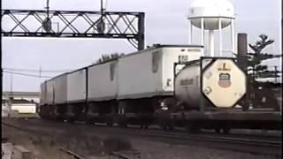 Rochelle Trains 1994 - Part 1
