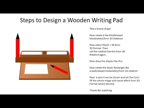Traditional Writing Desk Designs