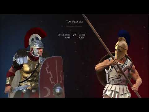 Total War ARENA Capitoline Hill #gaming #gameplay