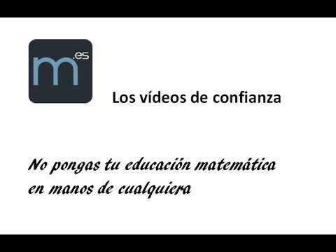 Lasmatematicas.es - No Juegues Con Las Matemáticas