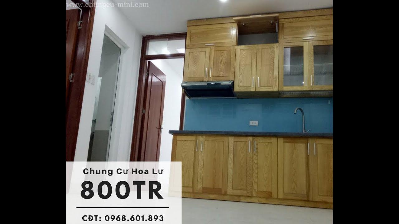 Chung cư mini Vân Hồ - Hai Bà Trưng  | Căn hộ 2 Phòng ngủ 1,1 Tỷ/căn, đủ nội thất, vào ở ngay - YouTube