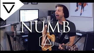 Gambar cover Linkin Park - Numb (Acoustic Cover)