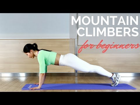Mountain Climber Exercise for Beginners