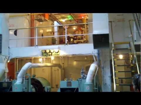 2012-07-14 William A Irvin - C - Engine Room