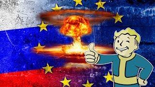 Игровая Теория Fallout. Что случилось с Европой и Россией после войны?