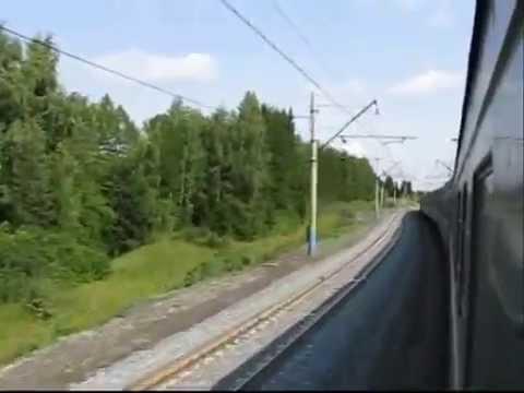 Trans-siberian Railway Peking Express Moscow Irkutsk