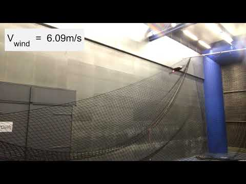 Watch this quadrotor turn into a trirotor and keep flying