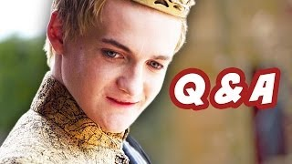 Game Of Thrones Season 4 Q&A - Coldhands Edition