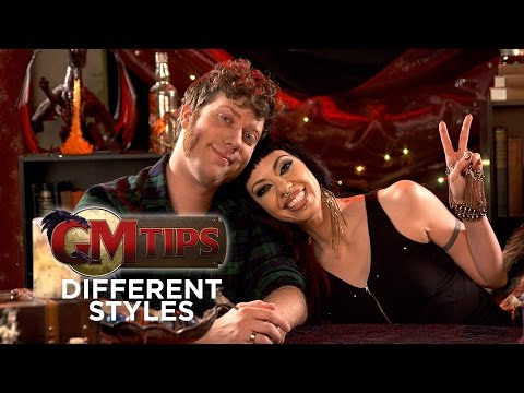 Different Styles of Storytelling (GM Tips w/ Satine Phoenix)