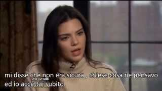 [SUB ITA] Kendall Jenner interview