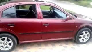 видео Габаритные размеры автомобиля Шкода Октавия Тур А4