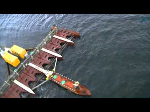 Floating Power Plant - Poseidon 37 Fall 2010 Video