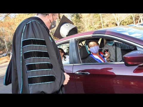 December 2020 Commencement - Carolinas College of Health Sciences