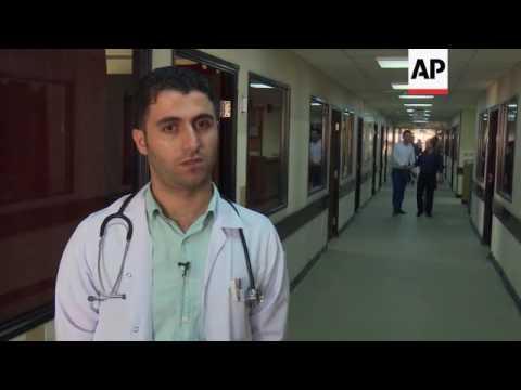Health system in northern Kurdish region under pressure