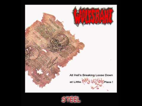 Wolfsbane - Steel