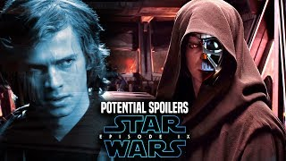 Star Wars Episode 9 Anakin Skywalker! Potential Spoilers & More!