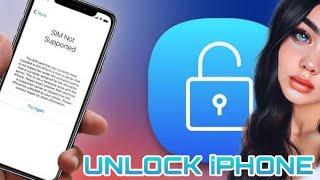 Cómo desbloquear un iPhone sin programas ni computadora | CÓDIGO iCCID 2020