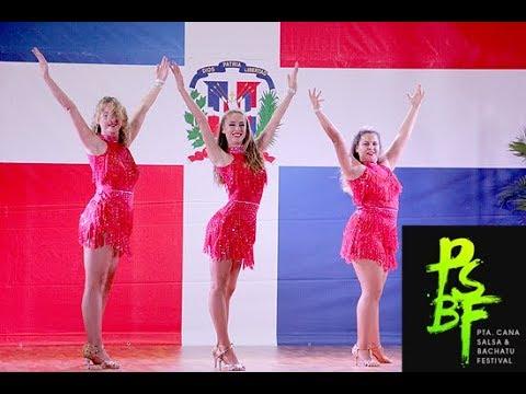 SUPER NOVAS - PSBF - Punta Cana Salsa y Bachata Festival - Bachatu 2017