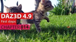 DAZ3D 4.9 - Let´s make 3D great again | First steps - Erste Schritte