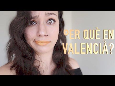 PER QUÈ FAIG ELS VIDEOS EN VALENCIÀ? | Miss Tagless