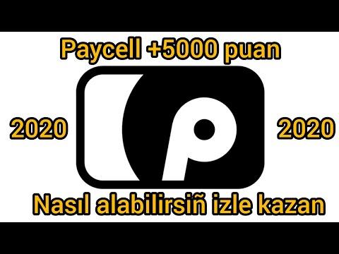 Paycell +5000 Puan Nasıl Yapılır Izle (2020)