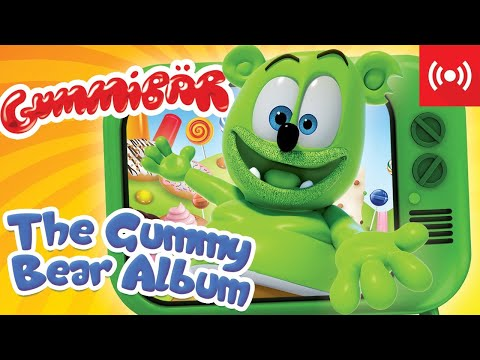 The Gummy Bear Album & Party Pop (FULL ALBUMS) Marathon - Gummibär Live Stream - Music Videos