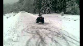 Drift atv