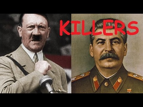 TOP 18 KILLERS IN THE WORLD | THE MOST MURDEROUS REGIMES IN THE WORLD