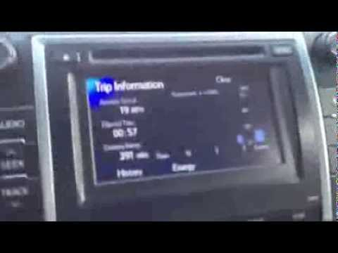 Toyota Camry Hybrid 2014 EXL Review and Test Drive