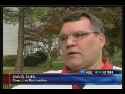 Fox News Charlotte NC - Wet Weather And Mold Inspections Charlotte Executive Restoration LLC
