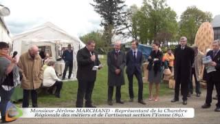 Exposition Artisanale des Régions de France - Édition 2015 à Quarré-les-Tombes (89)