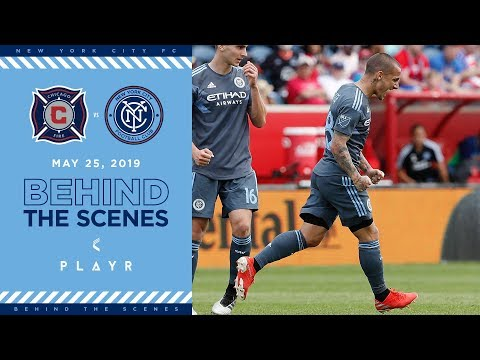 BEHIND THE SCENES | Chicago Fire vs. NYCFC | 05.25.19