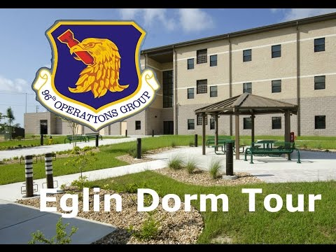 Eglin AFB Dorms