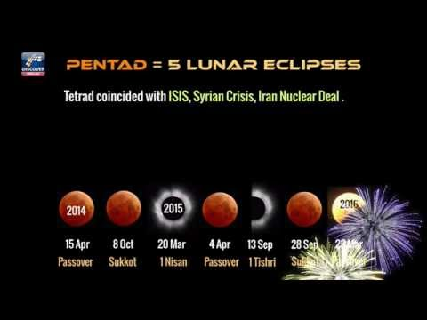 Breaking News: Next Blood Moon Sep 16th, 2016! Proof Tetrad is now Hexad!