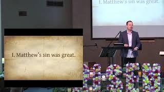 Jesus, Friend of Sinners Luke 5:27-32