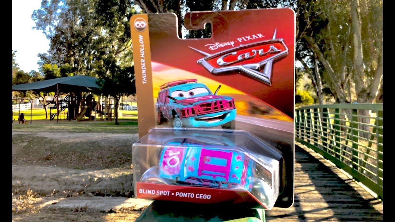 Disney Cars  Blindspot