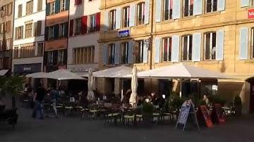 Neuchatel - Place du Marché