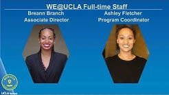 Discover WE@UCLA
