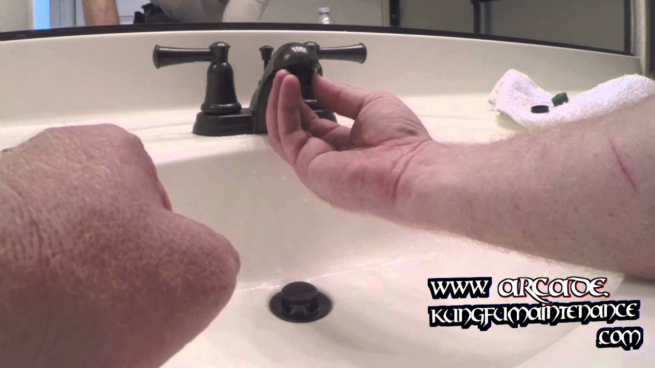What A Difference New Faucet Aerator Makes Low Water Pressure